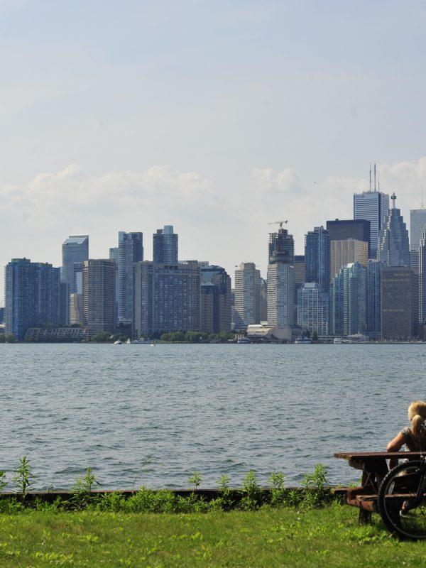 Toronto and Lake Ontario