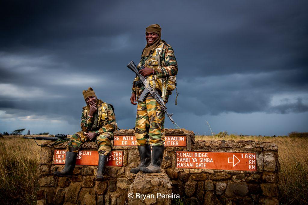 Wildlife Rangers NNP